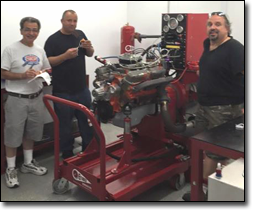 best machine racing engines michigan